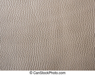 grey leather - sheet of grey leather . use for background