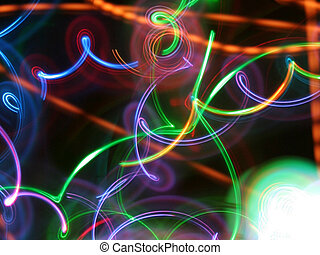 Motion lights