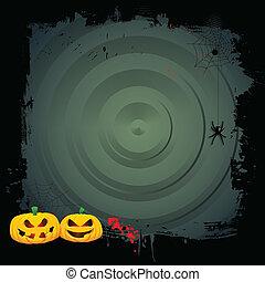 grunge halloween background 0409