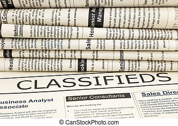 classifieds advertising