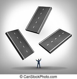 Constructing a Path
