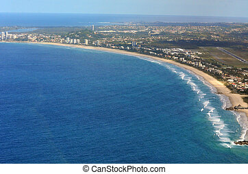 Coolangatta - Queensland Australia - COOLANGATTA, AUS - SEP...