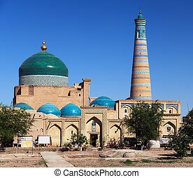 Islom hoja - Khiva - Uzbekistan - Islom hoja (Islam Xoja)...