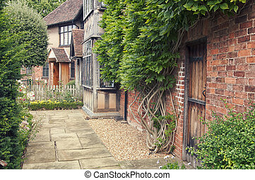 Stratford upon Avon - STRATFORD UPON AVON, UK - SEPTEMBER 2,...
