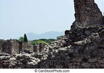 Ruins of Pompey
