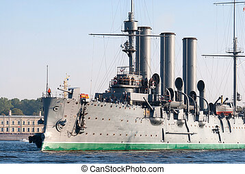 Towing Cruiser quot;Auroraquot; - Towing cruiser Aurora on...