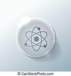 the atom, molecule.