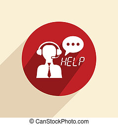 customer support avatar