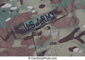 US army uniform