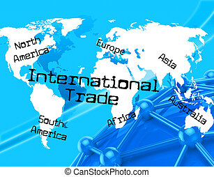 Trade International Shows Across The Globe And World