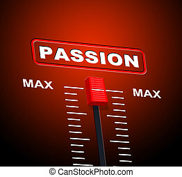 Max Passion Shows Sexual Desire And Ceiling - Passion Max...