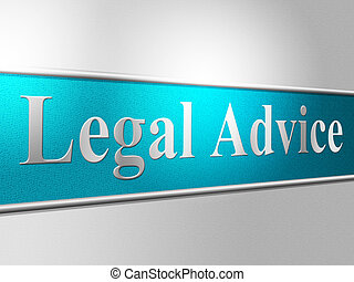 Legal Advice Indicates Support Criminal And Assist