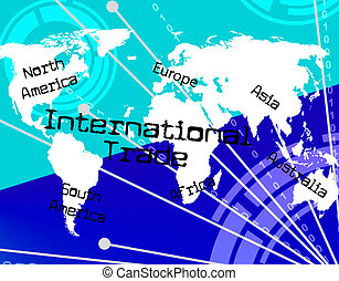 International Trade Shows Across The Globe And Import