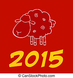 Happy New Year Of The Sheep