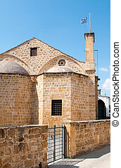 Christian orthodox church, Cyprus - Ayios Kassianos church...