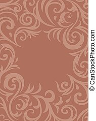 Vintage backgroung in vector. - Vintage backgroung in vector...