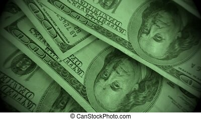 United States Currency - American currency one hundred...