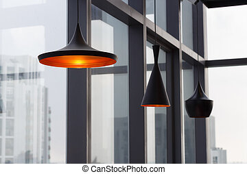 lâmpada, Interior, desenho