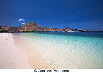 Komodo Island - The beautiful nature of Komodo national park
