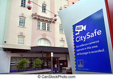 CitySafe Brisbane Queensland Australia - BRISBANE, AUS - SEP...