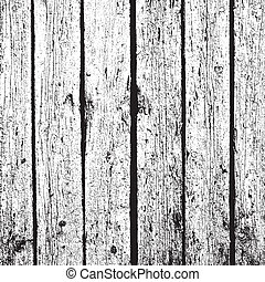 Painted Fence - Wooden Planks Background - overlay texture,...