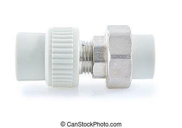 connector polypropylene tubes