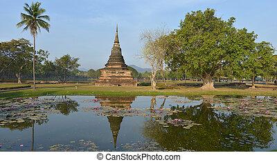 Sukhothai, Thailand - Sukhothai Historical Park, Thailand