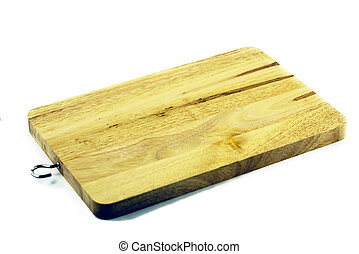 wooden cutting board - old wooden cutting board