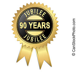 Jubilee - 90 years