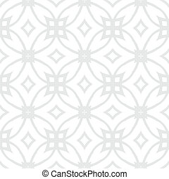 White geometric texture in art deco style for Christmas and...
