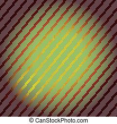Dark background with stripe pattern
