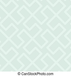Vector abstract pattern - seamless simple tribal texture...