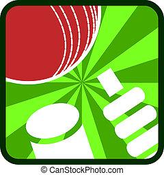 Icons - Sport - Cricket