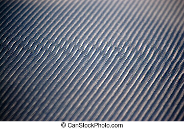 Real Carbon Fiber - A closeup of real carbon fiber material...