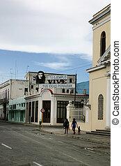 Che Guevara on 23 January, 2014  Cienfuegos  Cuba