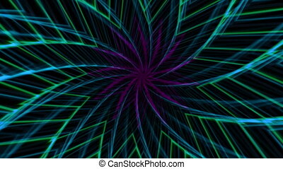 Abstract background - Motion abstract background stars...