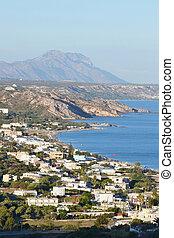 kefalos, wyspa,  Kos, zatoka