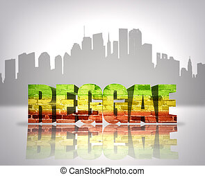 pueblo,  Reggae
