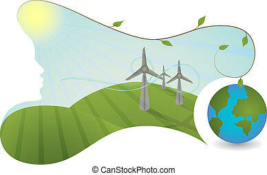 Nature is helping generate energy