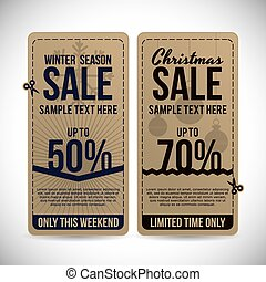 christmas sale design - christmas sale graphic design ,...