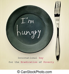 International Day for the Eradication of Poverty - a fork...