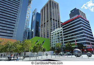 Brisbane Queensland Australia - BRISBANE, AUS - SEP 26...