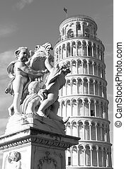 ∥, 傾倒, タワー, Pisa