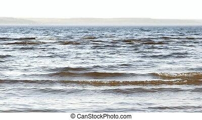 Ocean Wave - Large Ocean Wave