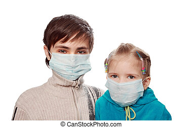 Protection from a swine flu