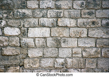 brickwall - Brick wall background outside of the house