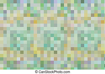 abstract mosiac background - a abstract mosiac background