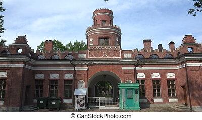Hermitage kitchen. Pushkin. Catherine Park. Tsarskoye Selo....