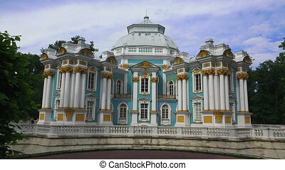 Hermitage Pushkin Catherine Park Tsarskoye Selo The...