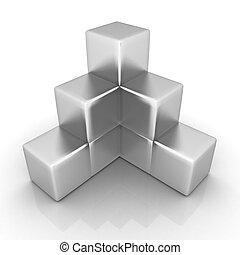 Metall block diagram